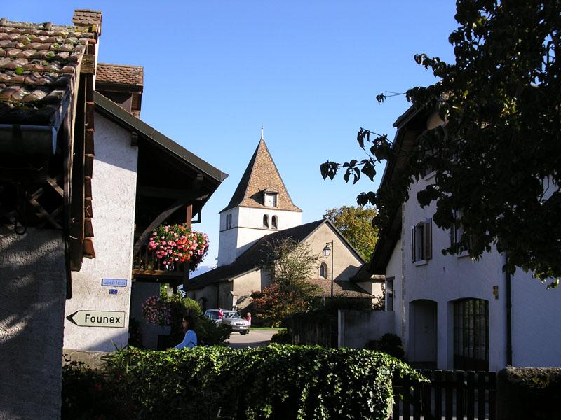 "Site of ""The Absinthe Murders"" – Commugny, Switzerland - Atlas Obscura"