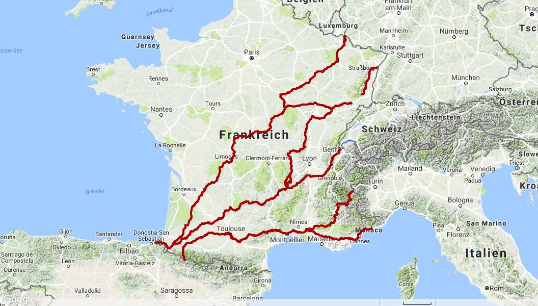 Jakobsweg Karte Frankreich.Jakobsweg Frankreich 2 Wochen Diet Daycechemo Ga